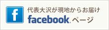 代表大沢が現地からお届け facebookページ